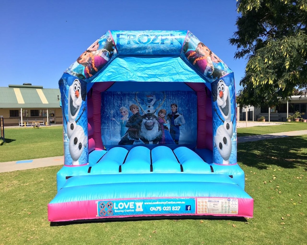 Copy of Frozen Bouncy Castle