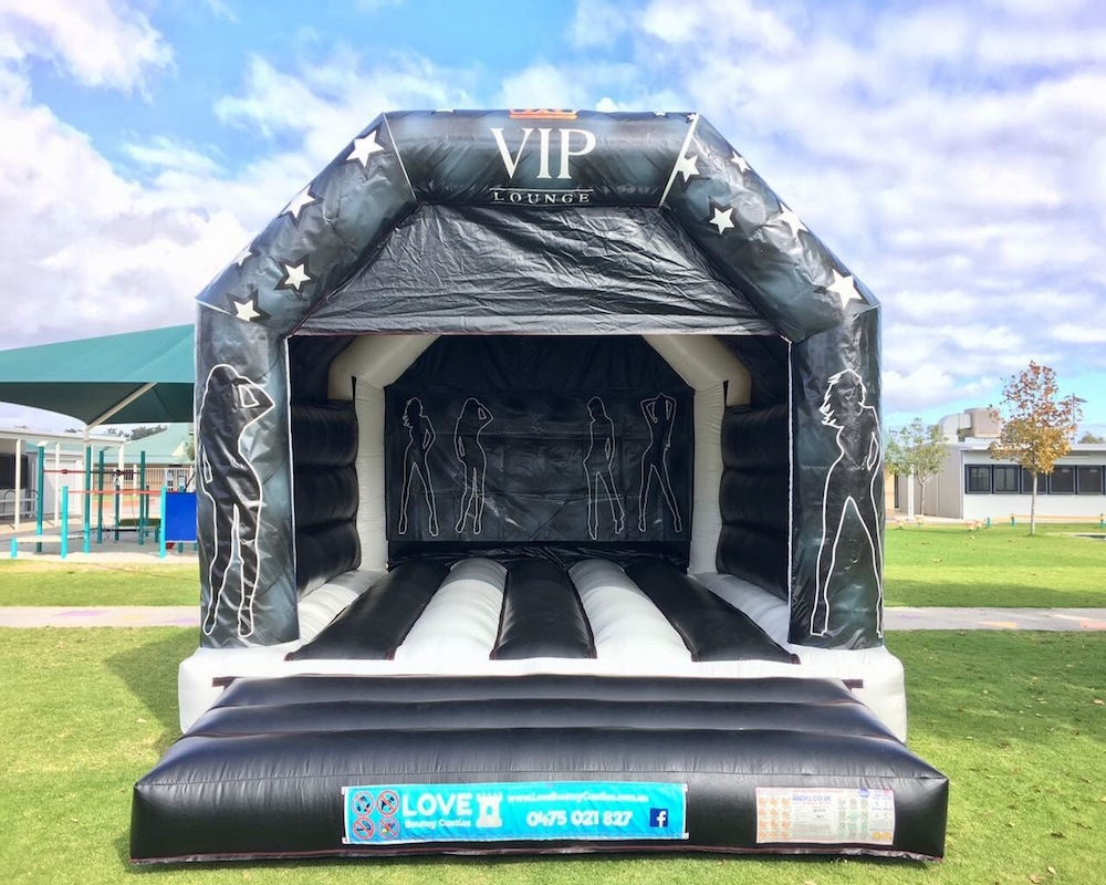 VIP Bouncy Castle