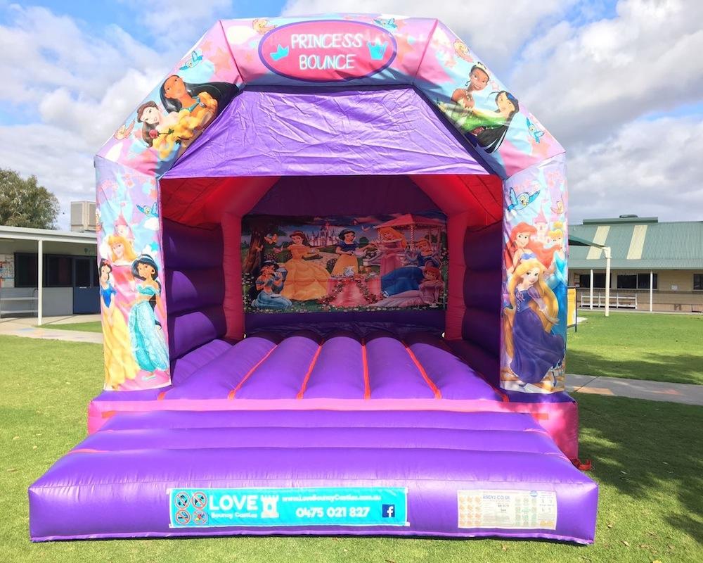 Princess Large Bouncy Castle
