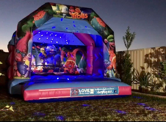 Jumping castle hire Wannanup, 6210