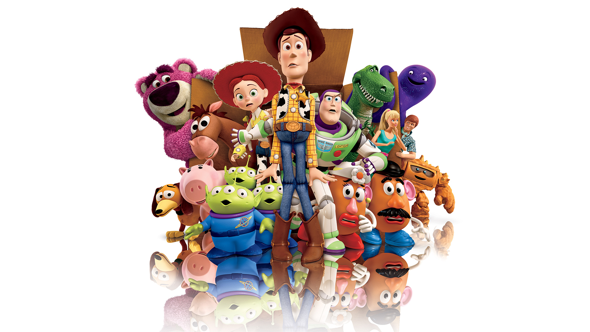 Toy Story Party With Love Bouncy Castles