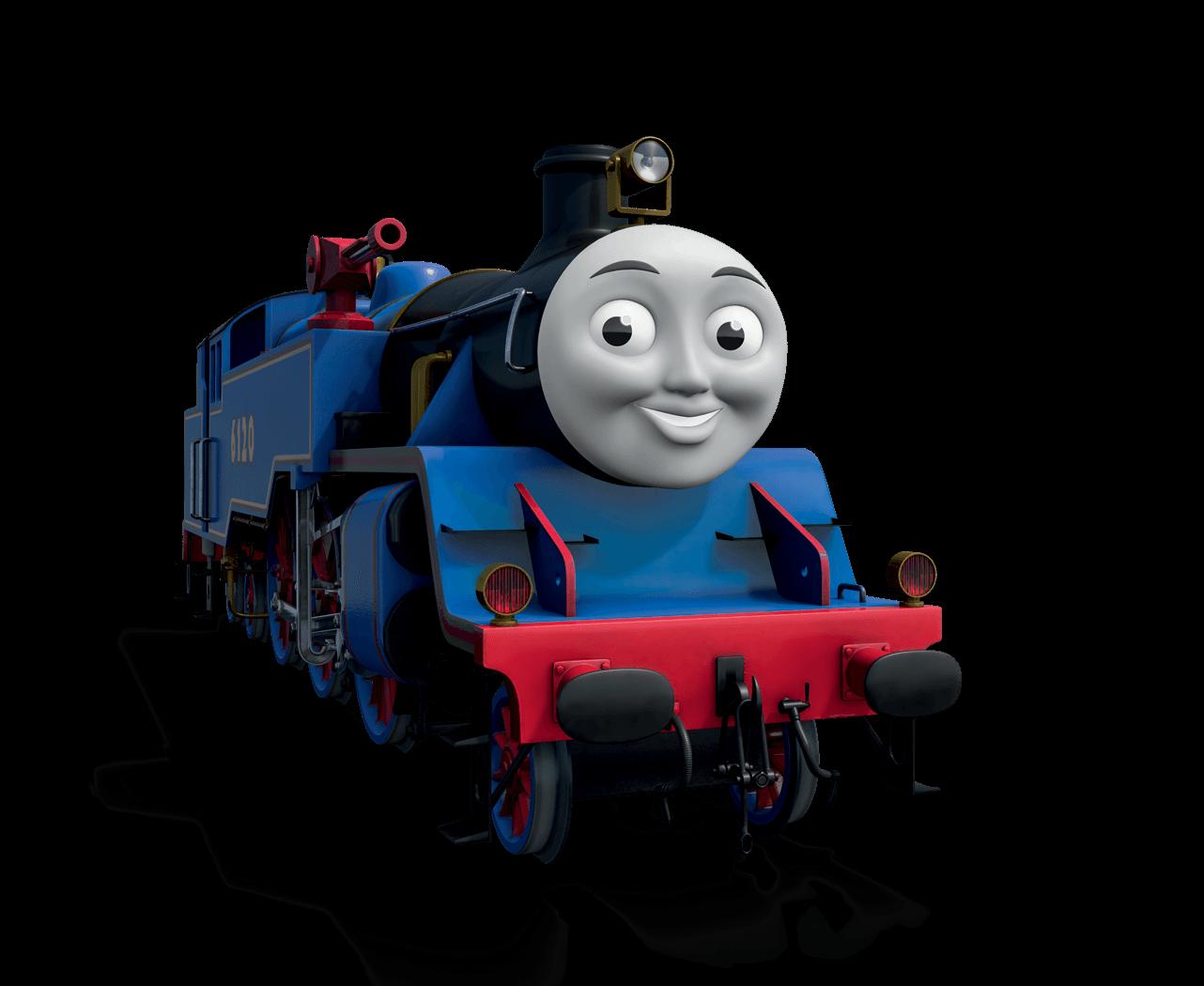Thomas The Tank Engine Bouncy Castle Hire Rockingham