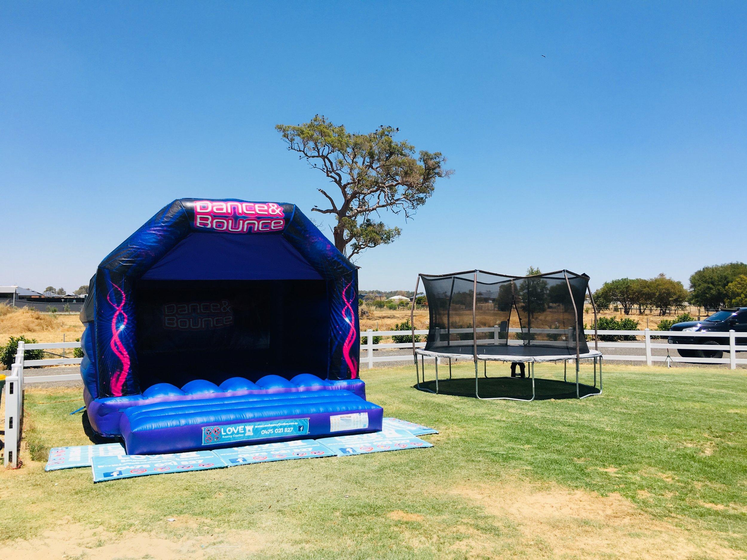 Adult Bouncy Castle Hire Perth- Love Bouncy Castles