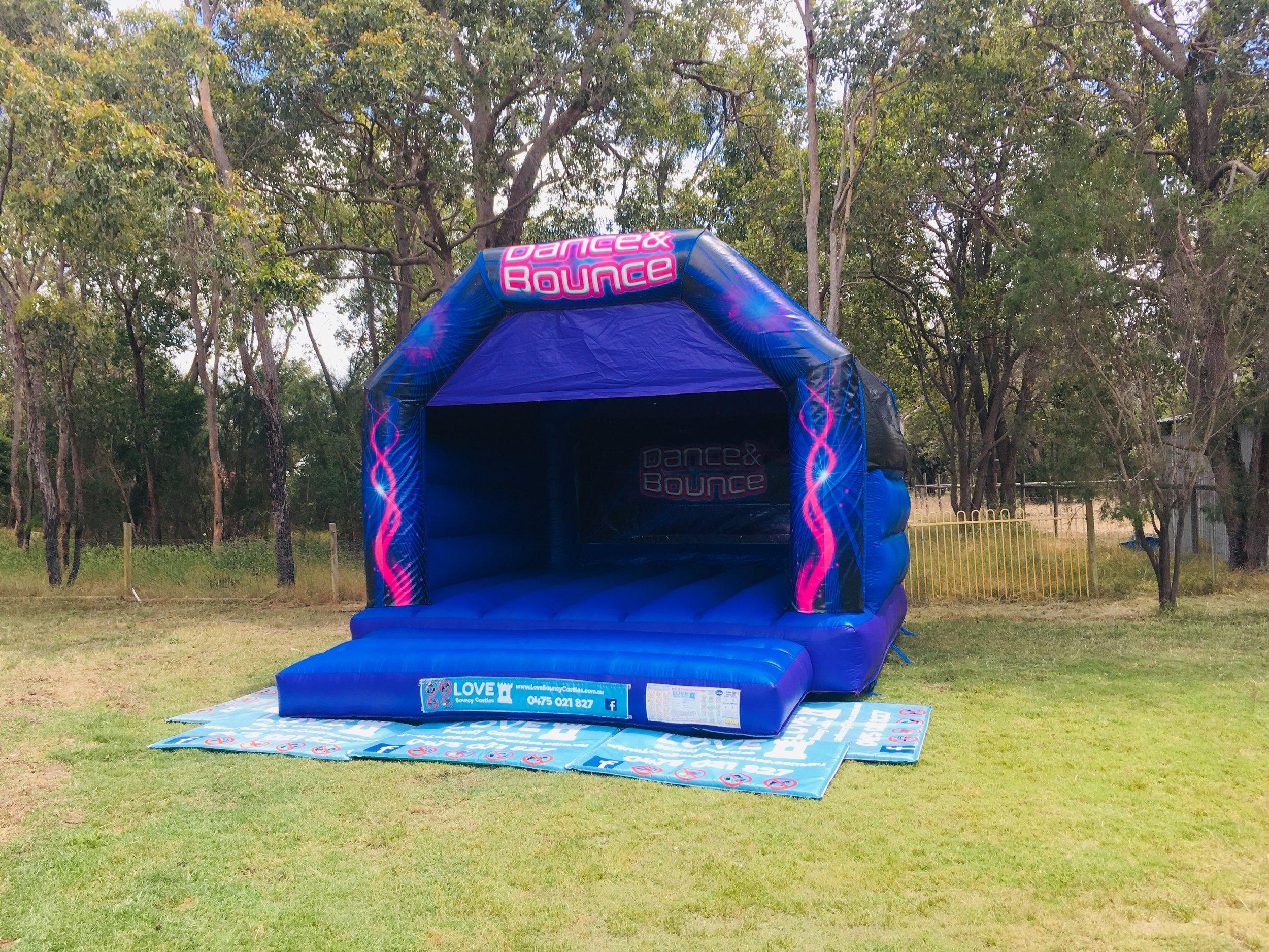 Adult Bouncy Castle Hire Rockingham