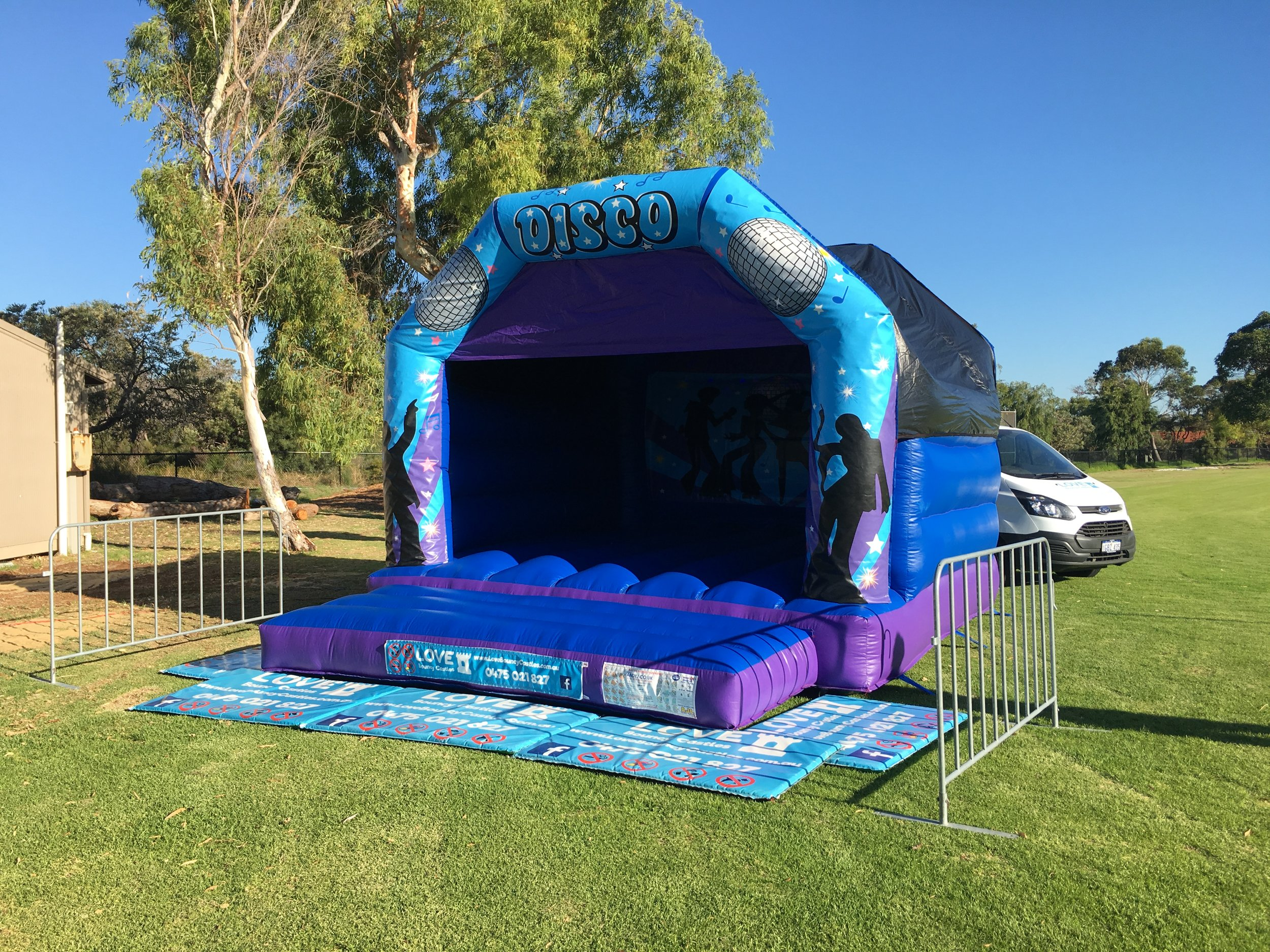 Adult Bouncy Castle Hire Perth
