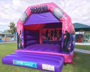 Adult Bouncy Castle Hire Rockingham