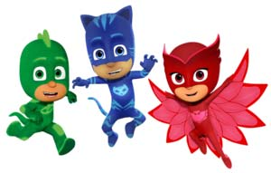 PJ Masks Bouncy Castle Hire Perth