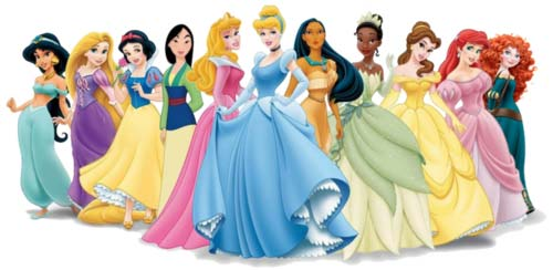 Disney Princess Bouncy Castle Hire Perth