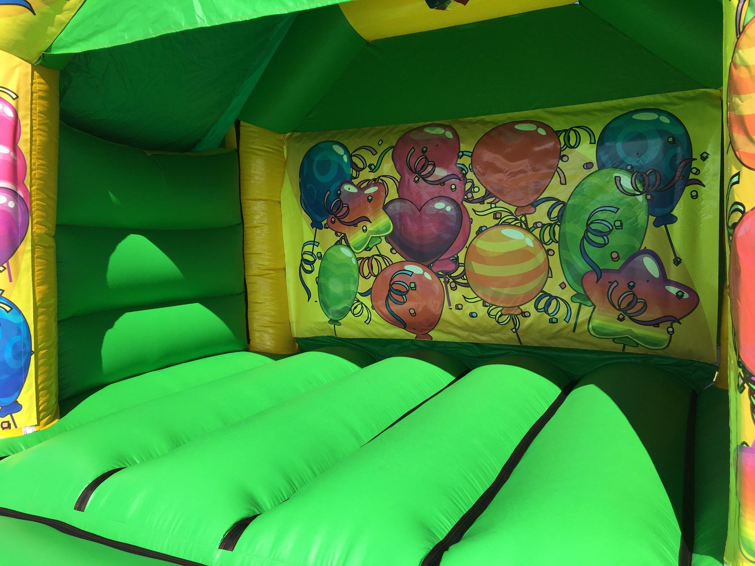 Disco Bouncy Castle Hire Mandurah