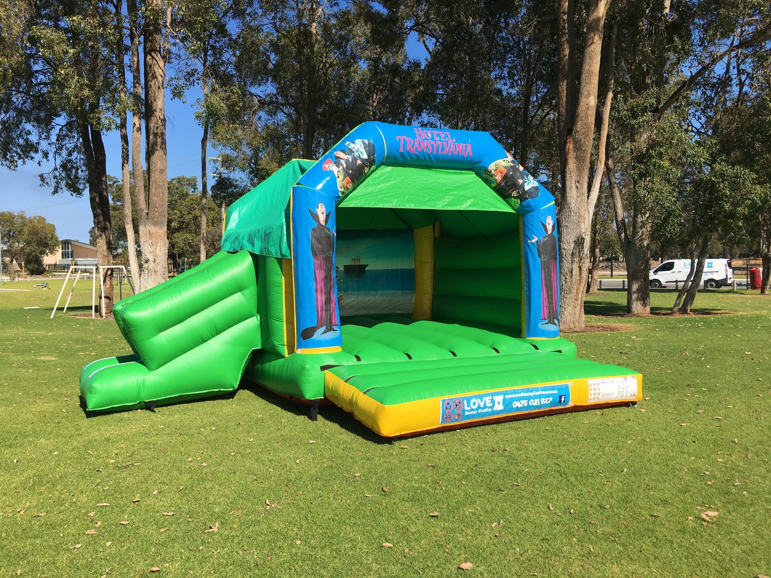 Love Bouncy Castles On Delivery In Mandurah