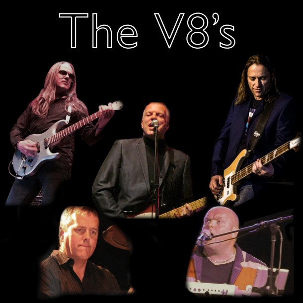 THE V8'S