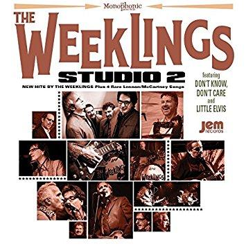 THE WEEKLINGS - Beatles-Inspired Power Pop