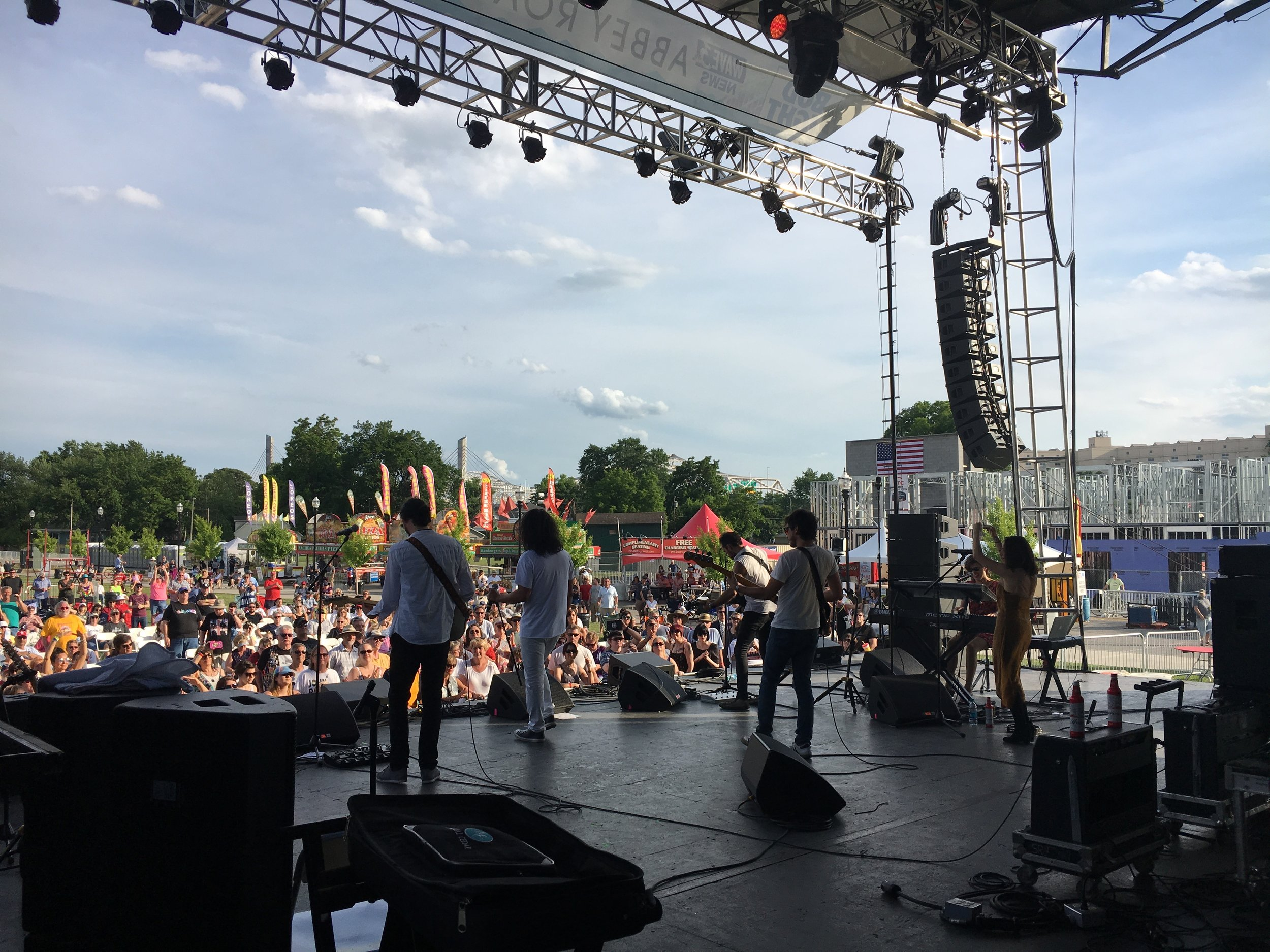 Abbey Road on the River Announces 2018 Lineup - November 16, 2017 - Wave 3 News