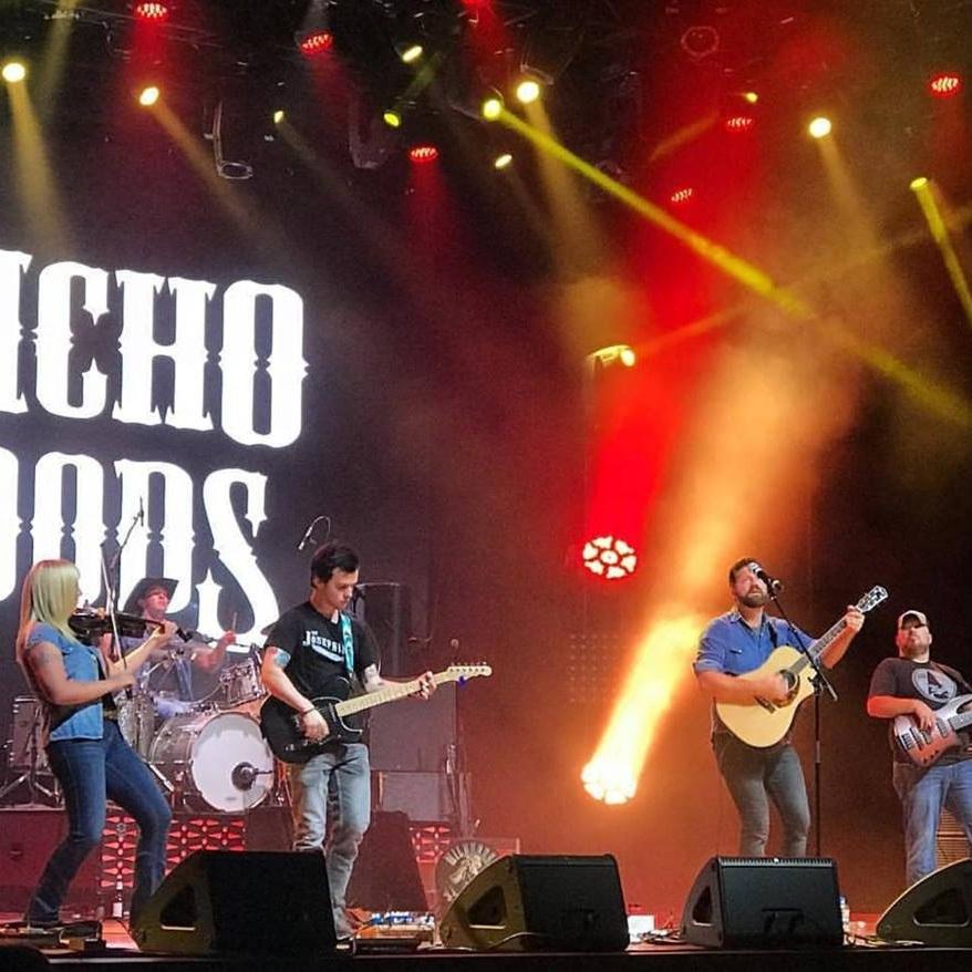 Jericho Woods -