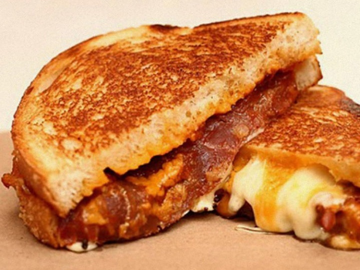 The Big Cheesy:  Gourmet Grilled Cheese at it's finest! From a classic bacon and cheddar, or caprese, to a Bourbon Street brie with triple cream brie, pralines, basil and balsamic glaze.   VISIT WEBSITE