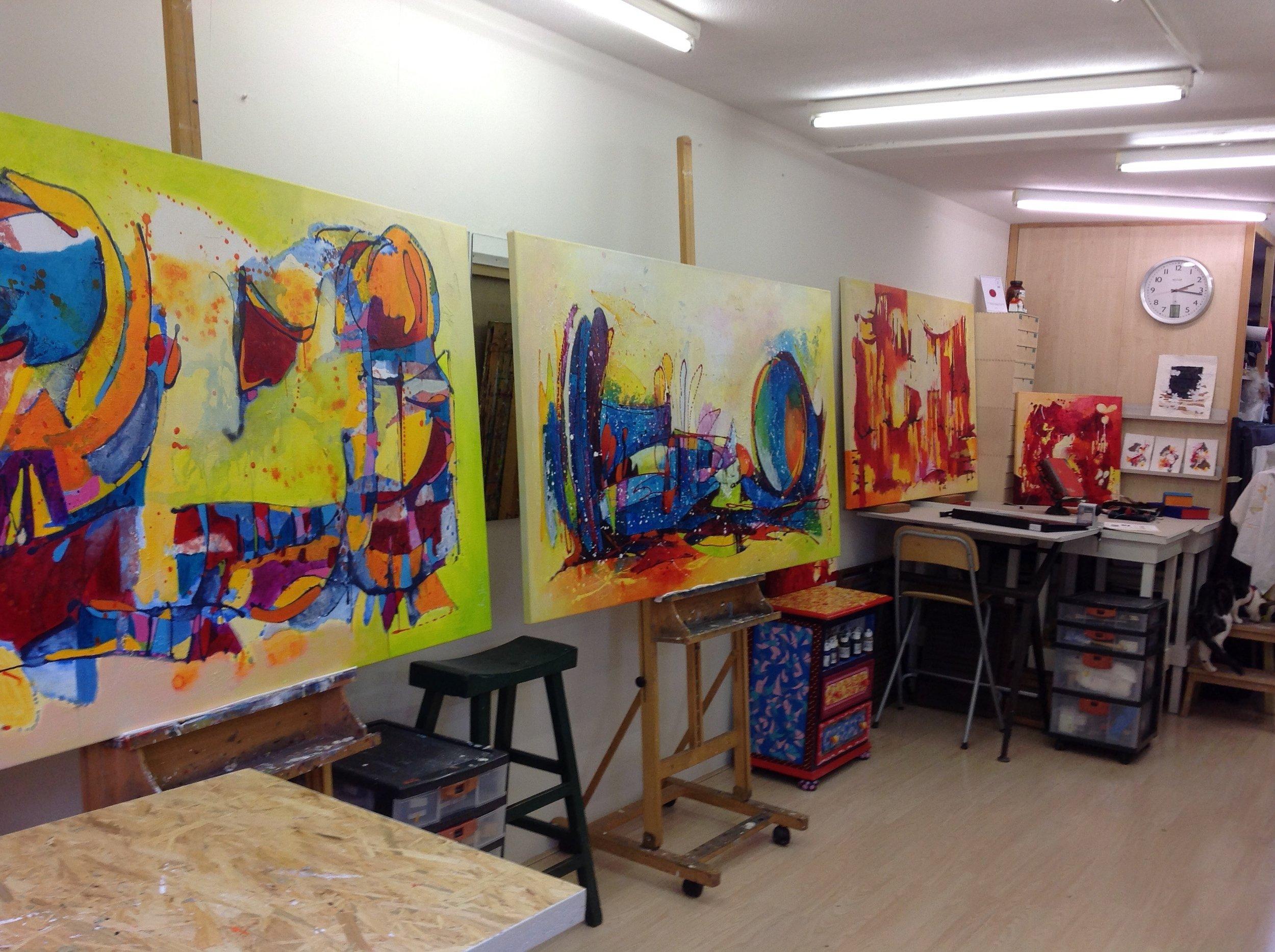 Werk- Atelier .