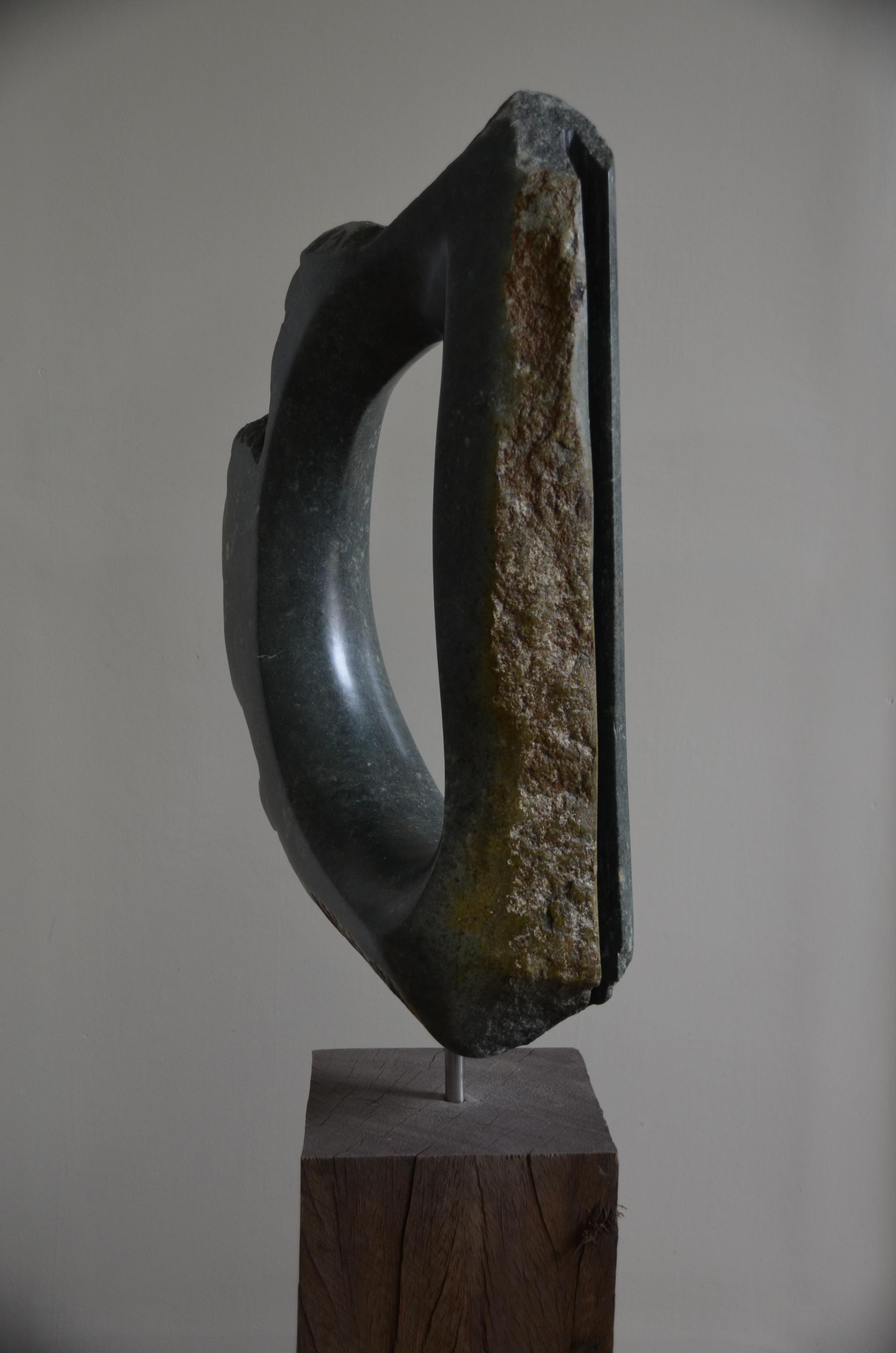 No title, Serpentijn Opaal, door Monique Haverkort