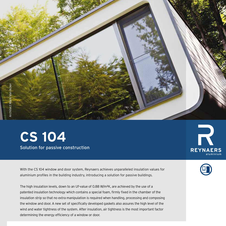 CS 104 -