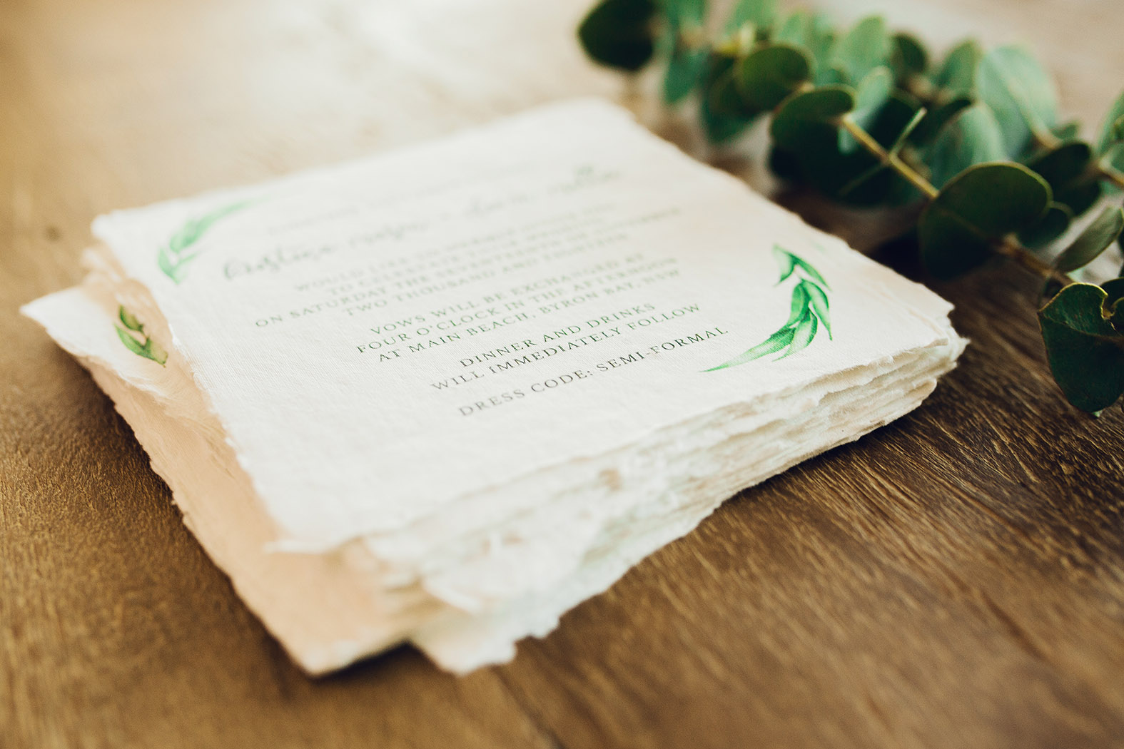 handmade cotton paper wedding invitation.jpg