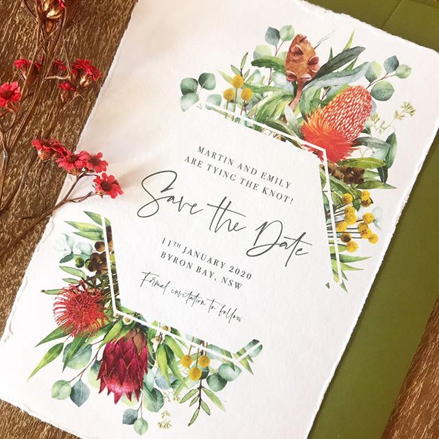 Attention DIY brides! ✨ Many of our followers may not know this, but we have an Etsy shop full of our designs available to purchase as digital templates, which you customise and print yourself 🙌 (including our very popular 'Native Blooms' save the date!) This is a PERFECT option while we are on maternity leave and aren't accepting new printed orders. So if you love our designs and need your stationery finalised soon - and don't mind a bit of DIY - be sure to check it out! 👉🏻 Ficusandfig.etsy.com ⠀⠀⠀⠀⠀⠀⠀⠀⠀ #ficusandfig #etsyshop #diybride #diywedding #diyinvitations #weddingplanning #weddinginvitations #etsysellersofinstagram #geometricinvitation #printables #diyinvites #etsyweddings #maternityleave #dailydoseofpaper #weddingstationery #savethedate #editabletemplates #engaged #invitations #invitationtemplate #partyinvitations #engagementinvitations #personalisedinvitations #weddingprintables #bridetobe #welcomesigns #weddinginvites #etsyseller #diypartyinvitations