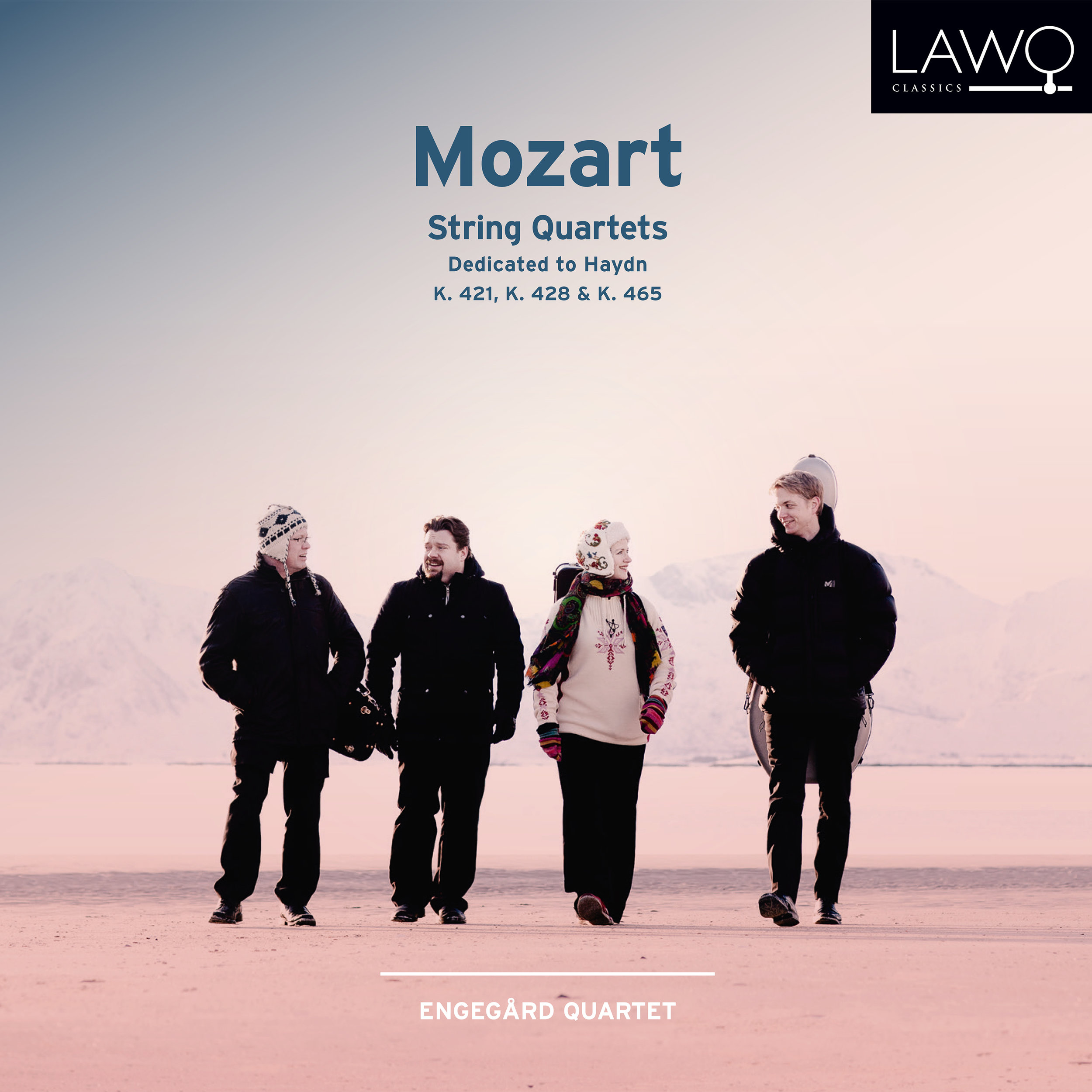 LWC1167_Engegard_Quartet_Mozart2_cover.jpg