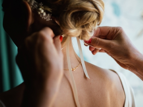 Day to night wedding hair and make-up package