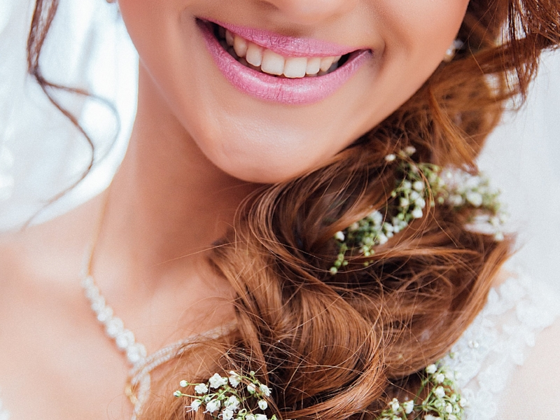 Day time wedding hair and make-up package