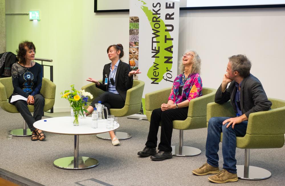 Ruth Padel, Laurie Parma, Alison Brackenbury, William Fiennes © Cheryl-Samantha Owen