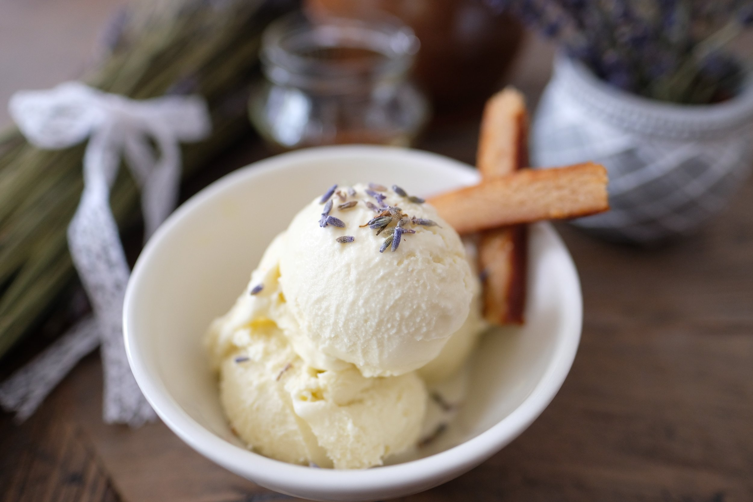 Lavender Ice Cream with Turrón  | Wrapping Your Tongue around Any Language in Six Months? The Lonsdale Method  | Observations from a Broad | copyright 2019 OFAB