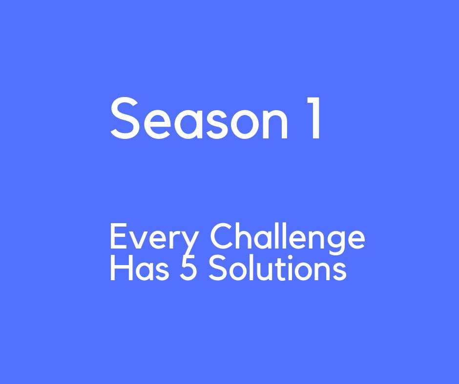 You've Got 5 Options Season 1