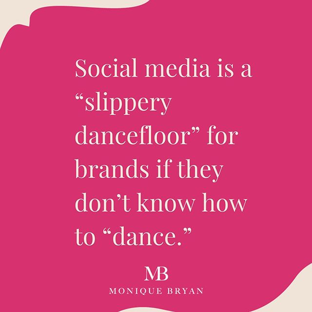 "Social media can be grueling BUT when you know how to maneuver it can be fun! (I promise!)⠀ .⠀ 💃�If you want a curated social media plan BOOK a VIP day with me by hitting the LINK 🔗 in the bio and let's get you rocking the gram!⠀ .⠀ ⚡�One of the key complaints I hear is, ""I don't know what to post, so I post nothing.� I GET IT! Before I got clear on who I was a BRAND, I was the EXACT same way. ⠀ .⠀ 🤷��♀�How can you post when you don't know your BRAND VOICE, how it ALIGNS with your business goals, or don't have any JUICY VISUALS to go with? 😌⠀ .⠀ If we want MORE clients, and to be tapped for NEW opportunities, people need to KNOW about you! But if you are not out there, becoming top of mind, they can't tap you for jack! 🤦��♀�⠀ .⠀ 👩��💻There is a science to this game, the GOOD NEWS? It's easy to learn, and I can show you.⠀ .⠀ ⚡�Book your VIP Branding Boss Day today Hit the LINK 🔗 in the bio and let's show the world what you have to offer."