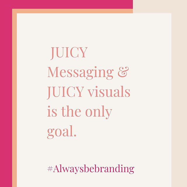 "⠀ ""What makes us unique as human beings is our imagination and our ability to create narratives - meaning we can call who we want to be at any given moment.� @todd_herman ⠀ .⠀ What story is your brand telling? .⠀ Are you creating JUICY messaging and JUICY visuals to support your business? (Yes and I do mean juicy!)⠀ .⠀ There is room for everyone as we build the business of our dreams, but if you want to make MONEY💰 as well, then you have to find a way to stand out from the rest. A.K.A having JUICY messaging and JUICY visuals.😎 . ⠀ Not sure how to get started? 🤷��♀�You want clarity, direction and finally a polished elevator pitch that you believe in? BOOK Your VIP BOSS DAY and let's unlock the juice from what you do. 💃�⠀ .⠀ LINK 🔗 in the bio"