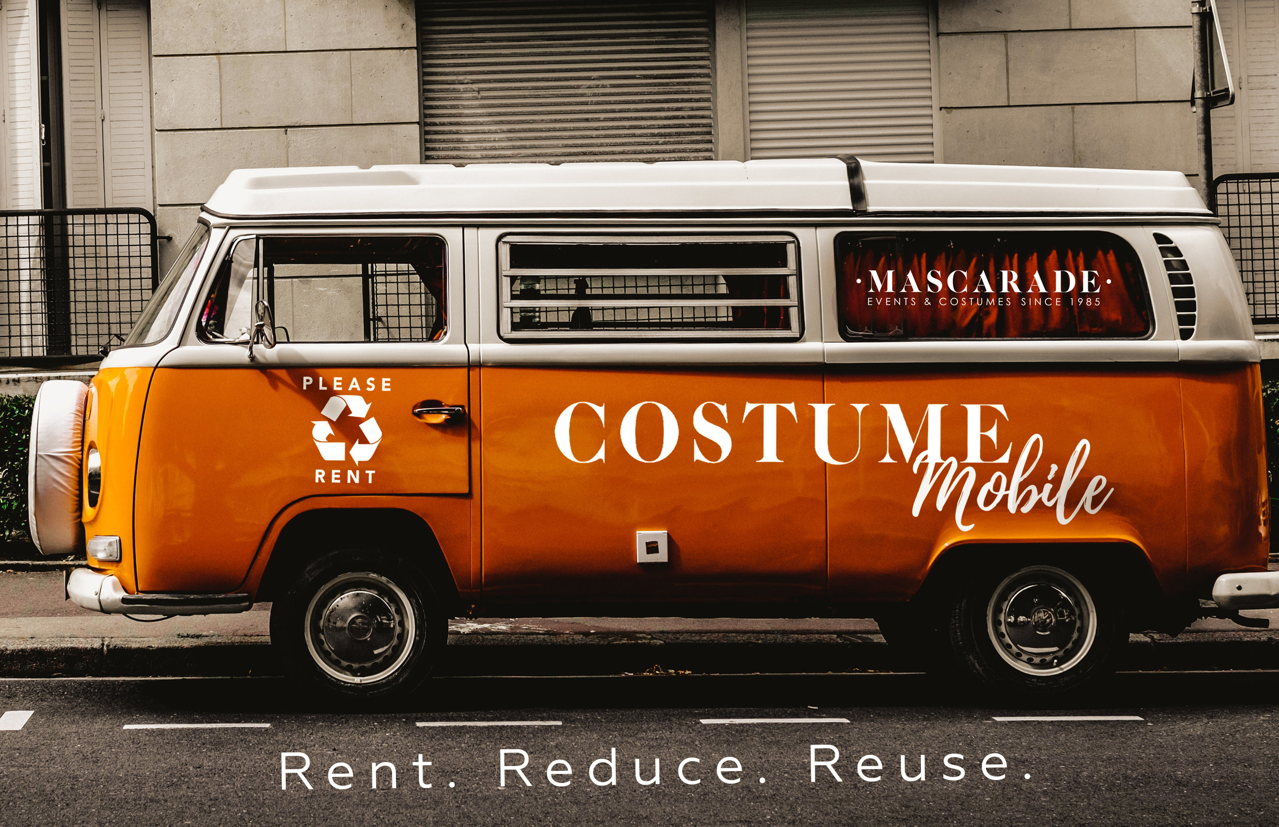 COSTUMEmobile - We bring the costumes to your party, unforgettable moments guaranteed.