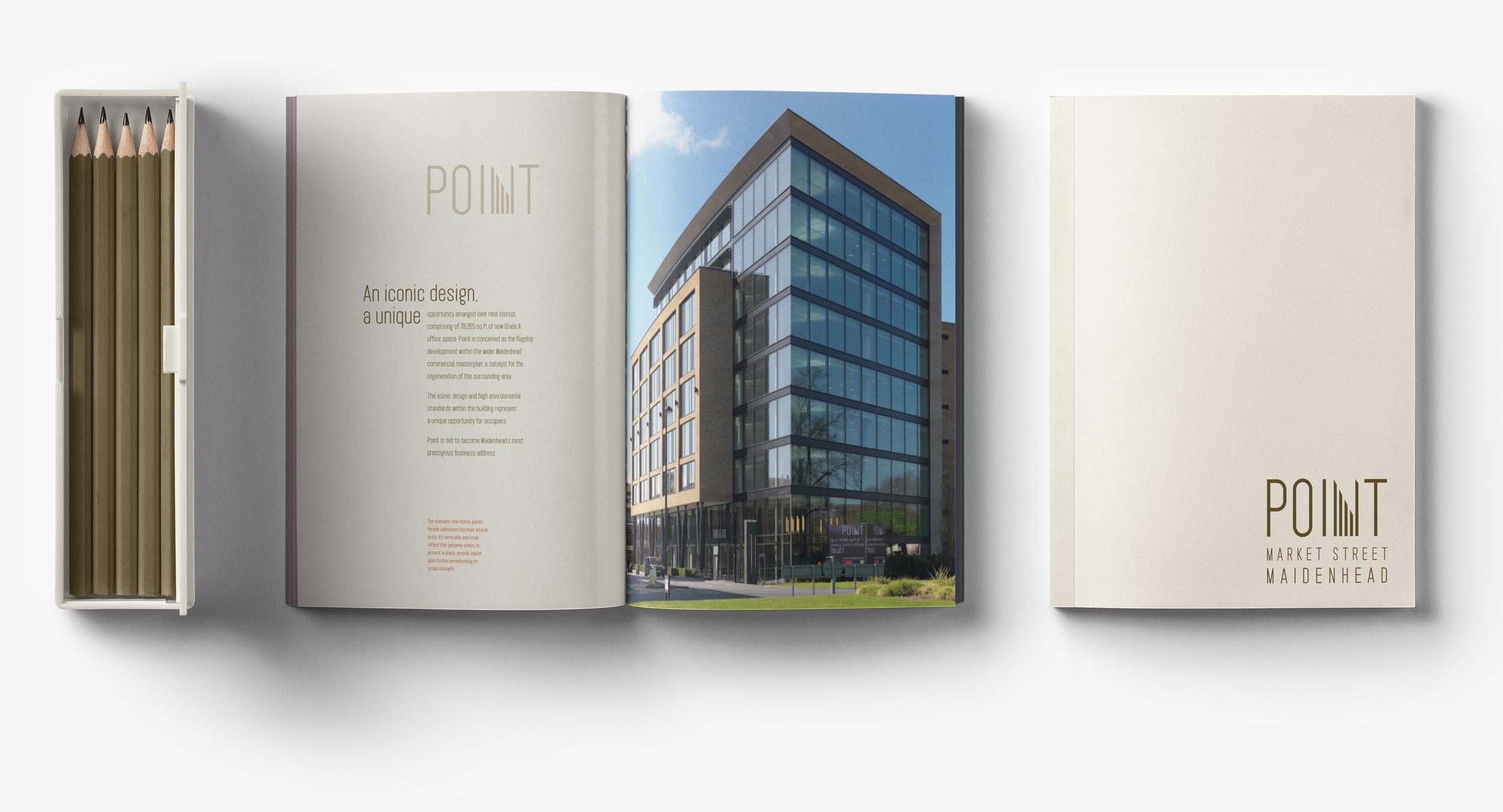 Creative Brochure Design Maidenhead