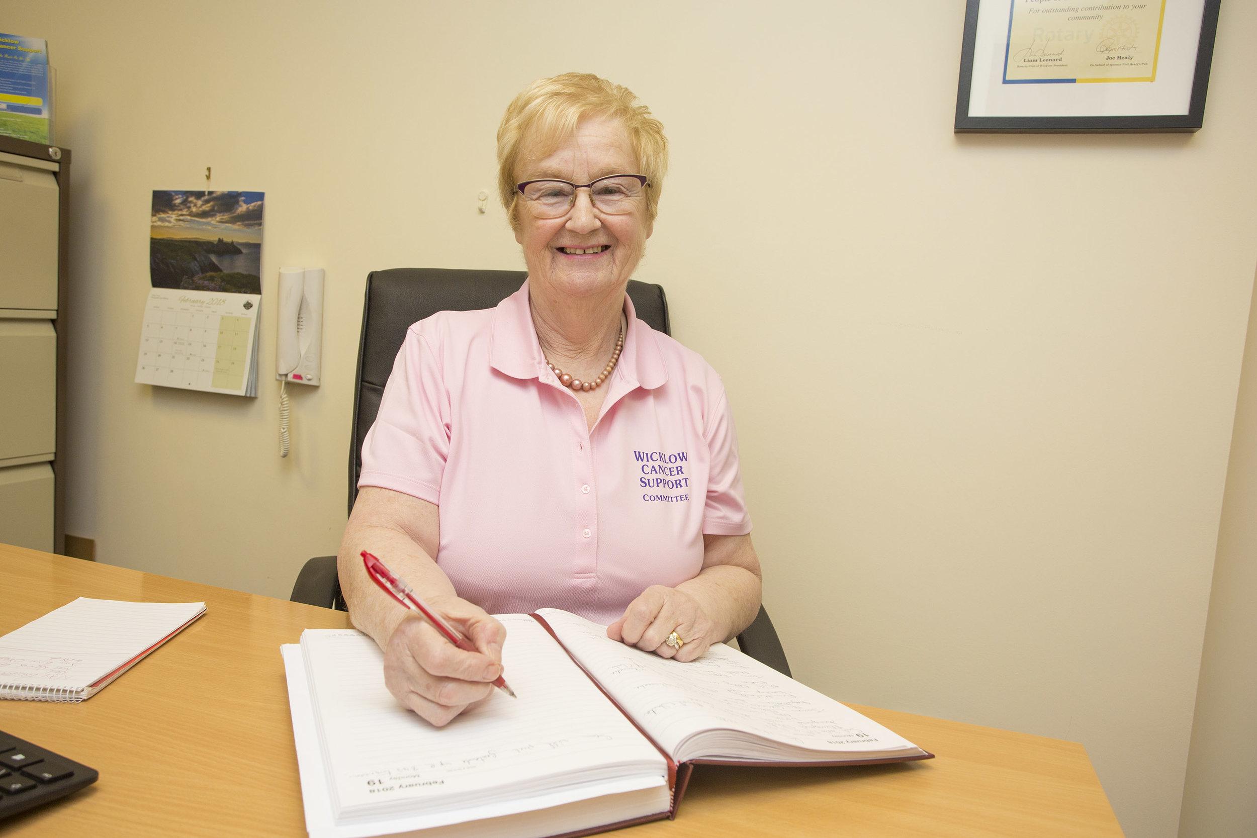 Eileen Earls, Chairperson