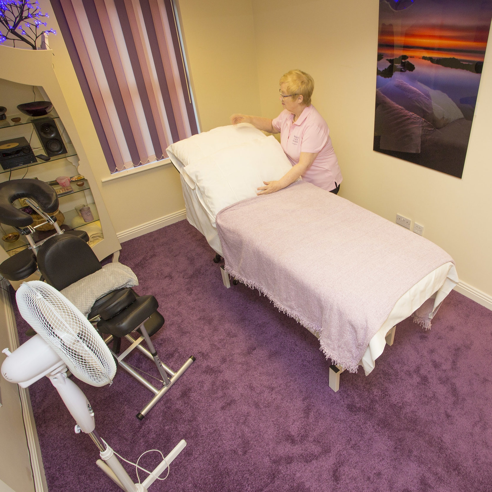 Therapy/Massage -
