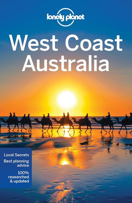 Lonely Planet Travel Guide - West Coast Australia