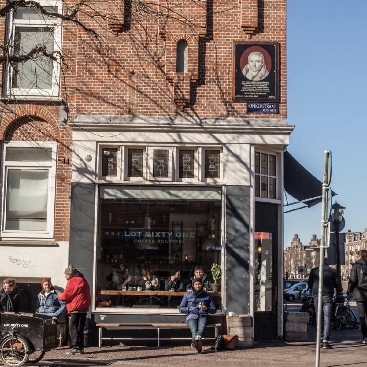 Lot Sixty One Coffee Roasters - Amsterdam