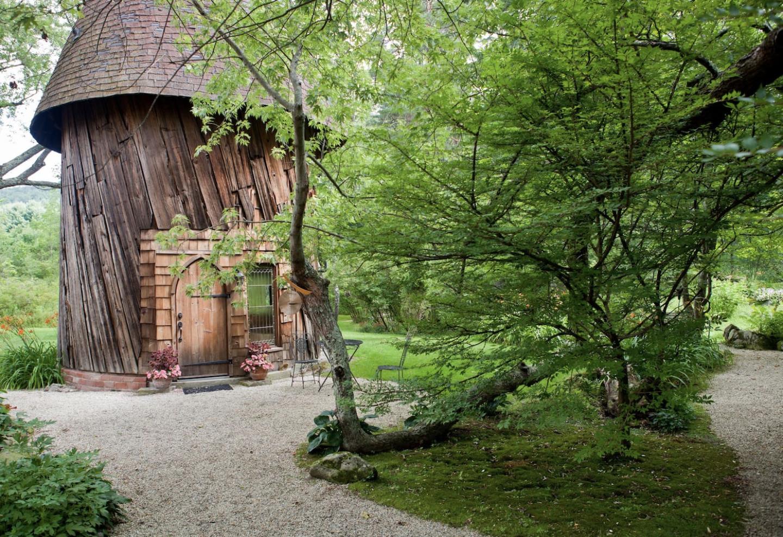 Silo Studio Cottage - Tyringham, USA - airbnb