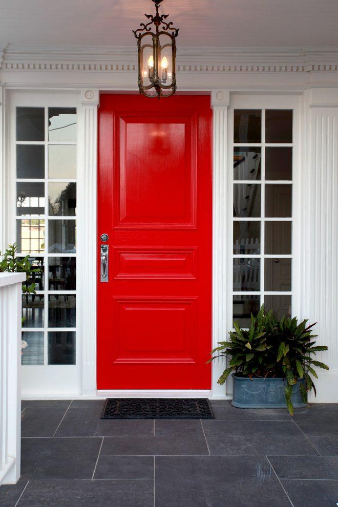 turquoise-front-door-entry-traditional-with-hamptons-panel-doors.jpg