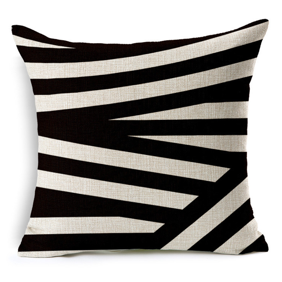 Thick-Texture-Pillow-Cushion-for-1pc-TX57-fashion-trendy-black-and-white-color-combination-for-hotel.jpg