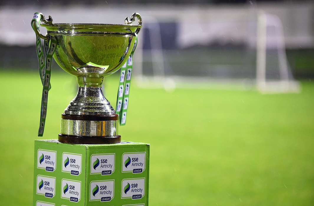 The Enda McGuill cup is the blue ribbon event of underage LOI football.