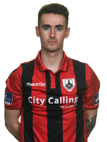 """SHANE ELWORTHY - Similarly to his Longford team-mate Mick Kelly, Elworthy experienced a rocky start to life under Neale Fenn. However, with the former Drogheda defender soon displacing Adam O'Connor at full-back, Elworthy grew in confidence with every minute under his belt and as now one of the first names on """"De Town team-sheet every week. With Longford looking unlikely to be promoted this season, Fenn will have a real battle on his hands this winter to retain the services of such key assets."""