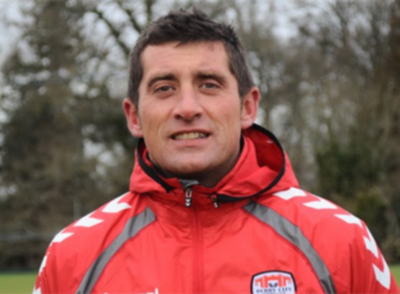 Could a Declan Devine return be on the cards at Derry City? Image via  Derrycityfc.net