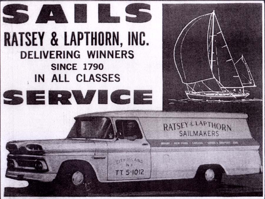 Dating back to 1790 we are one of the oldest sailmakers still in business. -