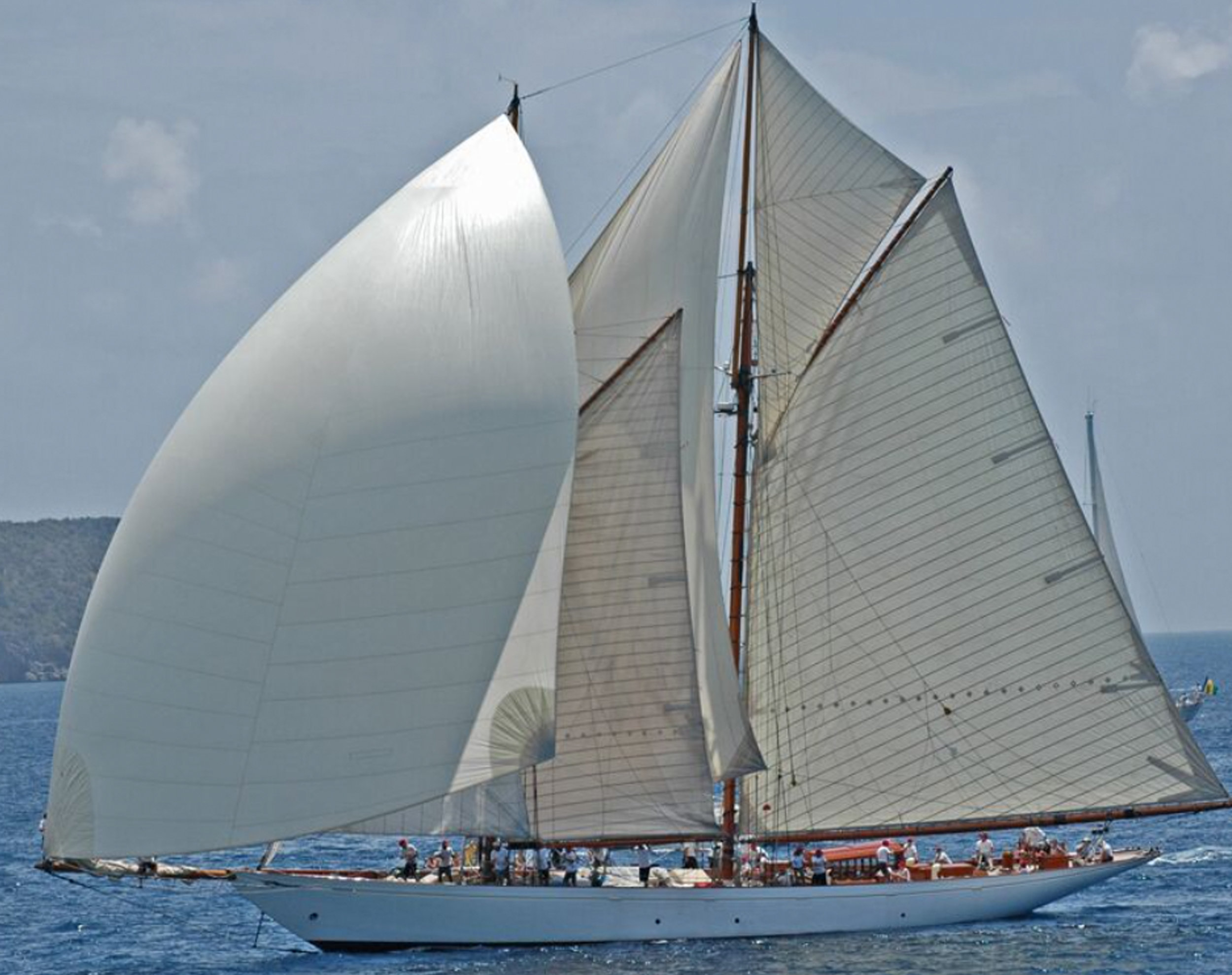 CRUISING SAILS -