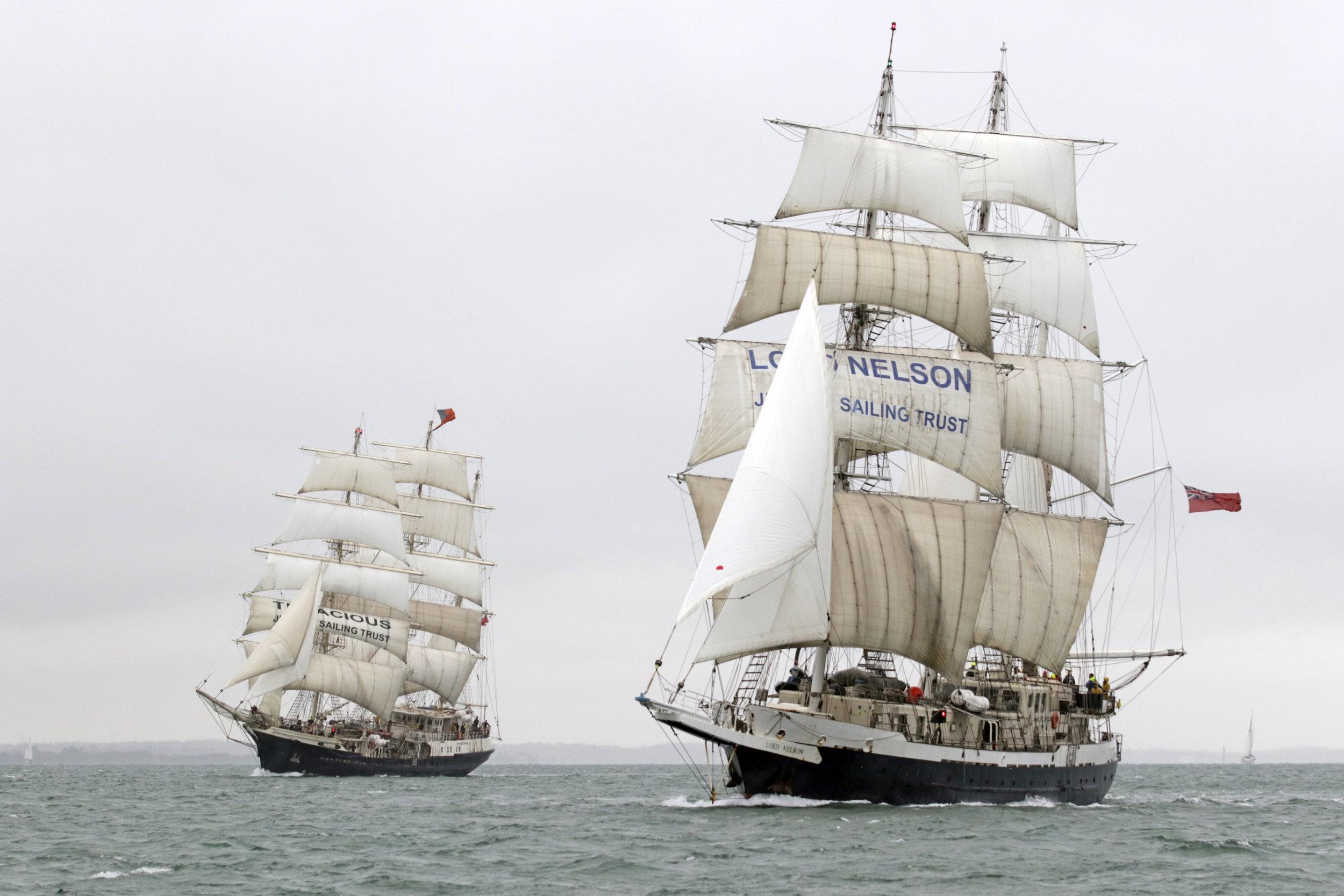 TNS & LN ASTO Small Ships race Cowes 2018.JPG