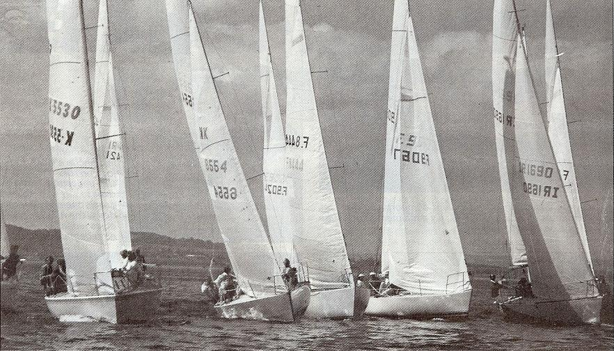 Round The Island Race, Isle of Wight