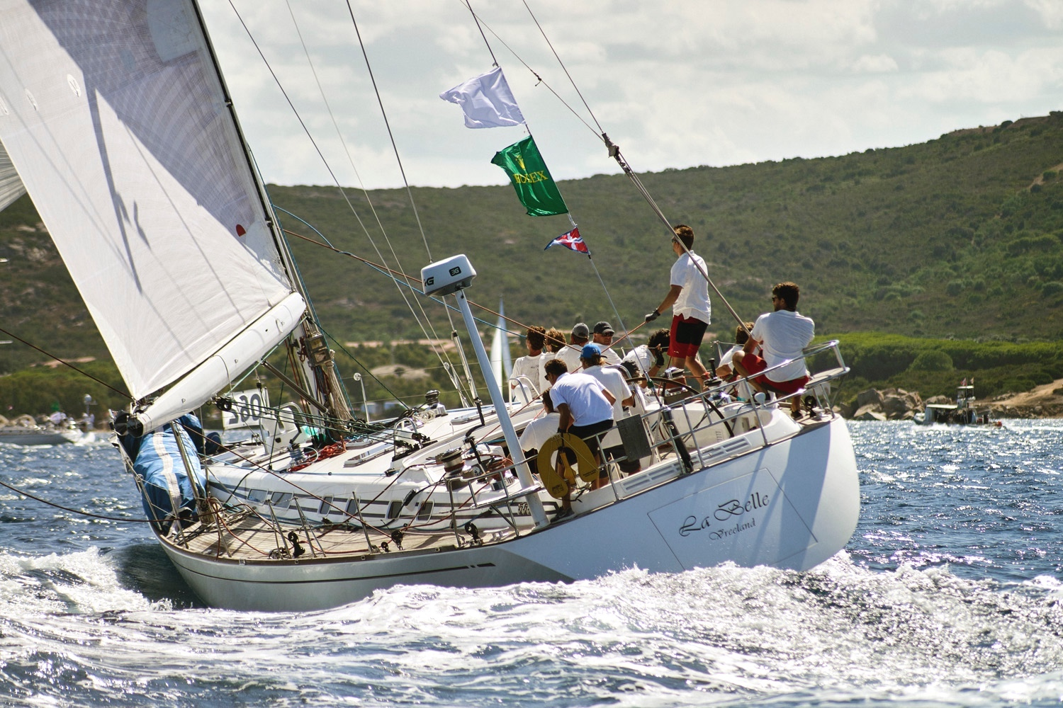 RACING SAILS - FIND OUT MORE