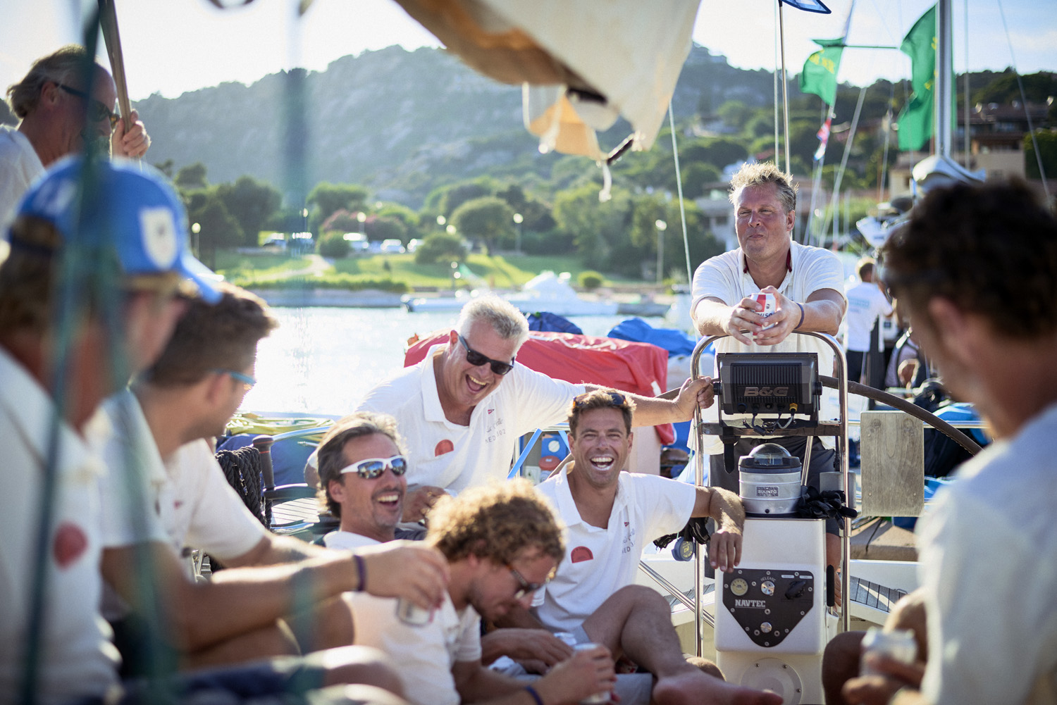RATSEY IN THE MED -